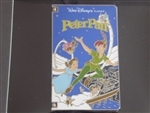 Disney Trading Pins 134861 DLR - VCR Tape - Peter Pan