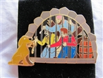 Disney Trading Pins 13487: Pirates of the Caribbean (Jail/Key Scene)