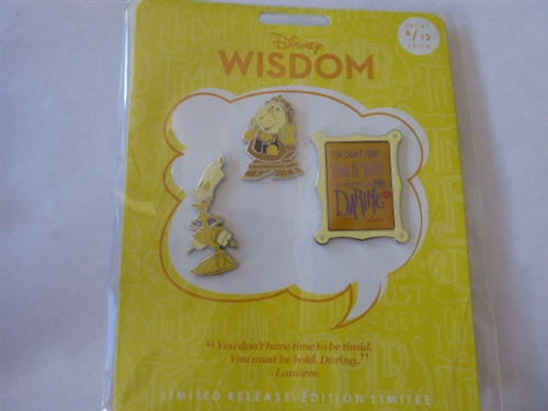 DS - Wisdom Collection - June 2019 - Beauty and the Beast