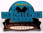 Disney Trading Pins Disneyland Resort - Good Neighbor Hotel Employee Pin