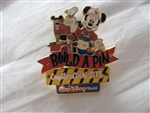 Disney Trading Pin 13506 WDW - Build A Pin Construction Site