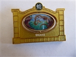 Disney Trading Pins 135078 SDR - Garden of the Twelve Friends - Chinese Zodiac - Snake