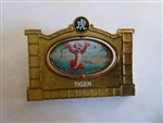 Disney Trading Pins 135079 SDR - Garden of the Twelve Friends - Chinese Zodiac - Tiger