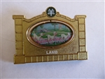 Disney Trading Pins 135082 SDR - Garden of the Twelve Friends - Chinese Zodiac - Lamb
