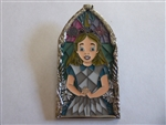 Disney Trading Pins 135083 DLR - Windows of Magic - Alice