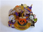 Disney Trading Pins   135091 SDR - Halloween 2018 - Duffy and Friends