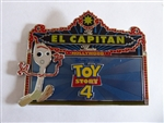 Disney Trading Pins 135167 DSSH - El Capitan Marquee - Toy Story 4