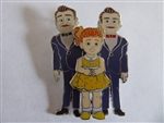Disney Trading Pins 135172 DSSH - Toy Story 4 - Gabby Gabby and Dummies