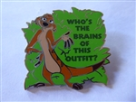 Disney Trading Pin 135229 The Lion King 25th Anniversary - Mystery - Timon