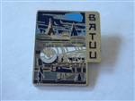 Disney Trading Pin  135250 Star Wars: Galaxy's Edge - Black Spire Outpost - Batuu