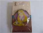 Disney Trading Pin 135305 DEC - Princess Pals - Rapunzel with Pascal
