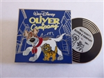 Disney Trading Pin 135397 Vintage Vinyl - Pin of the Month - Oliver and Company
