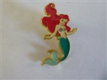 Disney Trading Pin 135406 Loungefly - Little Mermaid - Mystery - Ariel