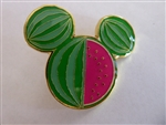 Disney Trading Pins  135519 Loungefly - Mickey Icon - Watermelon