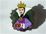 Disney Trading Pin 135525 Evil Queen Holding Box