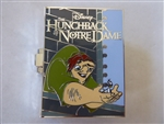 Disney Trading Pin  135609 Pop-Up Books - The Hunchback of Notre Dame