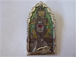Disney Trading Pin 135610 DLR - Windows Of Magic - The Jungle Book