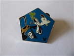 Disney Trading Pins 135804 Hidden Mickey 2019 - Shapes- Goofy Pentagon