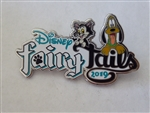 Disney Trading Pin 135837 WDW – FairyTails 2019 Event – Logo Welcome Gift