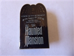 Disney Trading Pin 135895 The Haunted Mansion 50th Anniversary