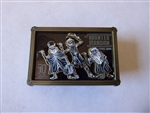 Disney Trading Pin 135898 DLR - The Haunted Mansion 50th anniverasy - HItchhiking Ghosts