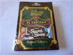 Disney Trading Pin 136047 D23 Expo 2019 - DSSH - El Capitan Marquee - The Sword in the Stone