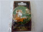 Disney Trading Pin  136100 D23 Expo 2019 - DSSH - Dark Tales - The Jungle Book