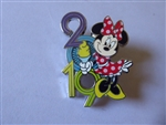 Disney Trading Pin  136181 Mickey Mouse & Friends Booster 2019 - Minnie