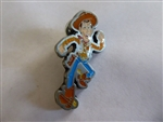 Disney Trading Pin 136248 Loungefly - Toy Story 4 Mystery - Woody