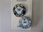 Disney Trading Pin 136557 Expedition Everest Cutie Yeti Set
