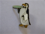 Disney Trading Pin  136582 Loungefly - Penguin Waiter With Tray