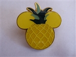 Disney Trading Pin 136591 Loungeyfly - Mickey Icon - Pineapple