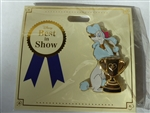 Disney Trading Pin 136759 D23 Expo 2019 - WDI - Best in Show - Georgette