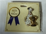 Disney Trading Pin 136762 D23 Expo 2019 - WDI - Best in Show - Pongo