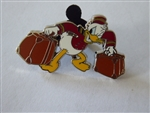 Disney Trading Pin 136766 Tower of Terror Bellhop - Donald