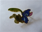 Disney Trading Pin 136820 Loungefly - Stitch with Turtles
