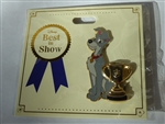 Disney Trading Pin 136859 D23 Expo 2019 - WDI - Best in Show - Tramp