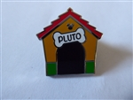Disney Trading Pin 136863 Hidden Mickey 2019 - Doghouses - Pluto