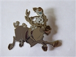Disney Trading Pin 136928 Sven with Olaf and Snowgies