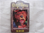 Disney Trading Pin 13699 Disney Auctions - Country Bears (Zeb Zoober)