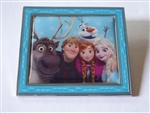 Disney Trading Pin 137006 Frozen II - Family Portrait