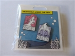 Disney Trading Pin  137054 Sweet and Salty - The Little Mermaid Set
