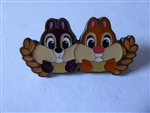 Disney Trading Pin  137400 Loungefly - Chip 'n Dale