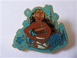 Disney Trading Pin 137412 Sparkle Castle - Moana