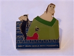 Disney Trading Pin 137543 Loungefly - Emperors New Groove - Peasants