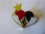 Disney Trading Pin 137576 Loungefly - Icons Mystery - Queen of Hearts