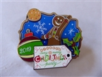 Disney Trading Pin 137648 WDW - MVMCP 2019 - Gingerbread Man