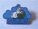 Disney Trading Pin 137652 Olaf - Snow It All