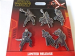 Disney Trading Pins 137741 Star Wars: The Rise of Skywalker Booster - Knights of Ren