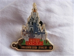 Disney Trading Pin 1378: WDW April 2000 Pin of the Month - Tokyo Disneyland